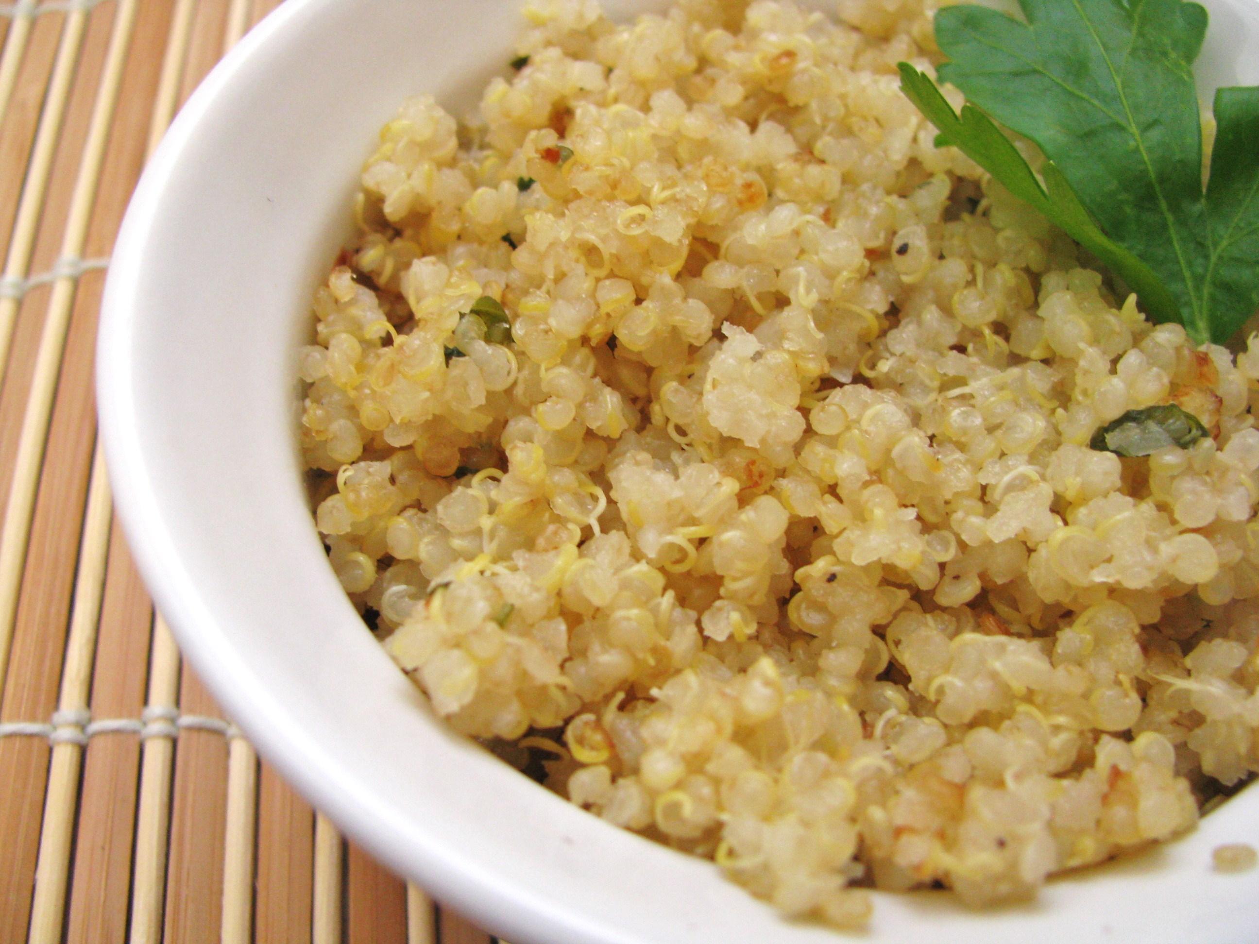 Quinoa Pilaf Recipes — Dishmaps