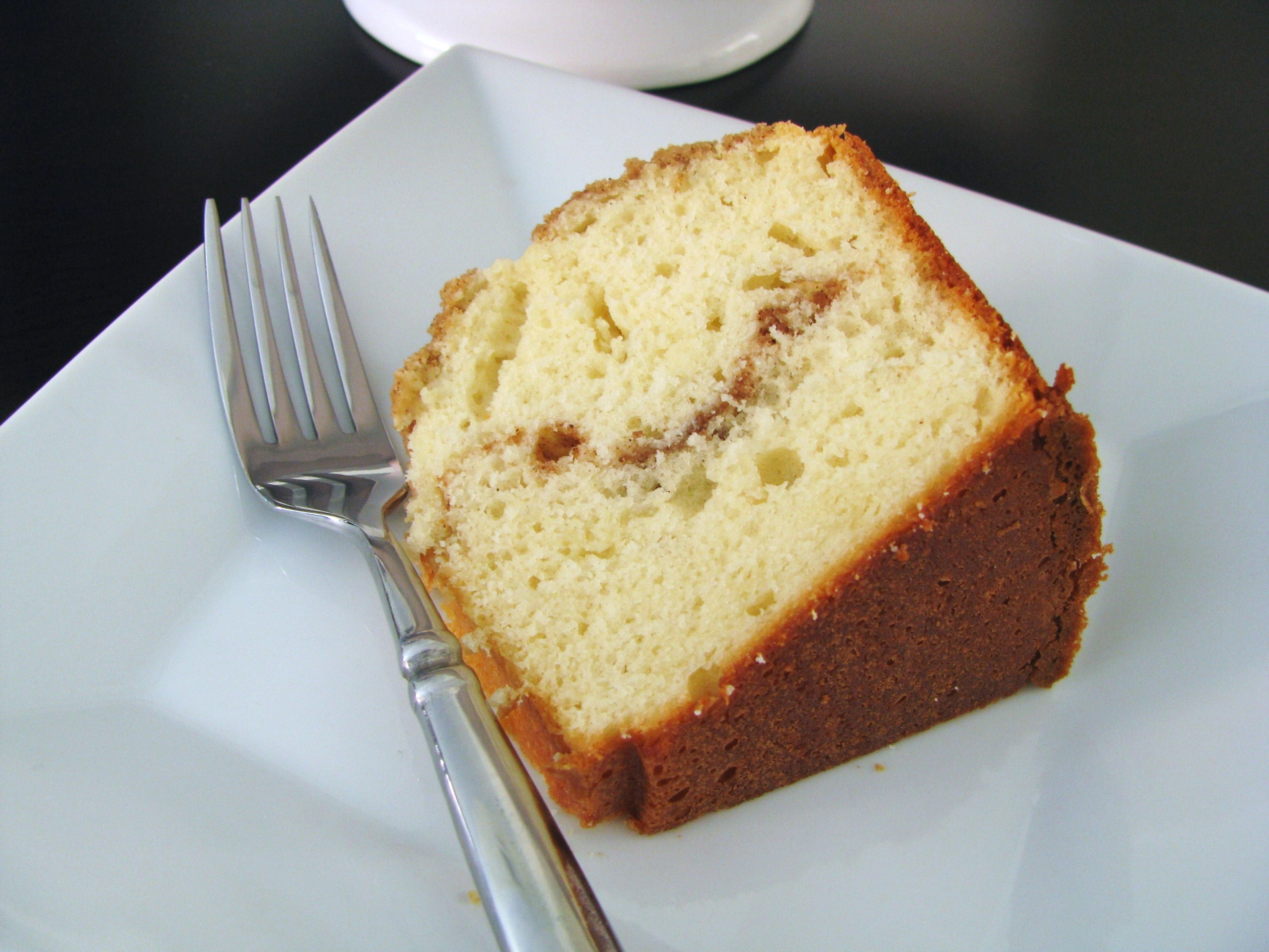 Sour Cream Coffee Cake | Stick a Fork in It