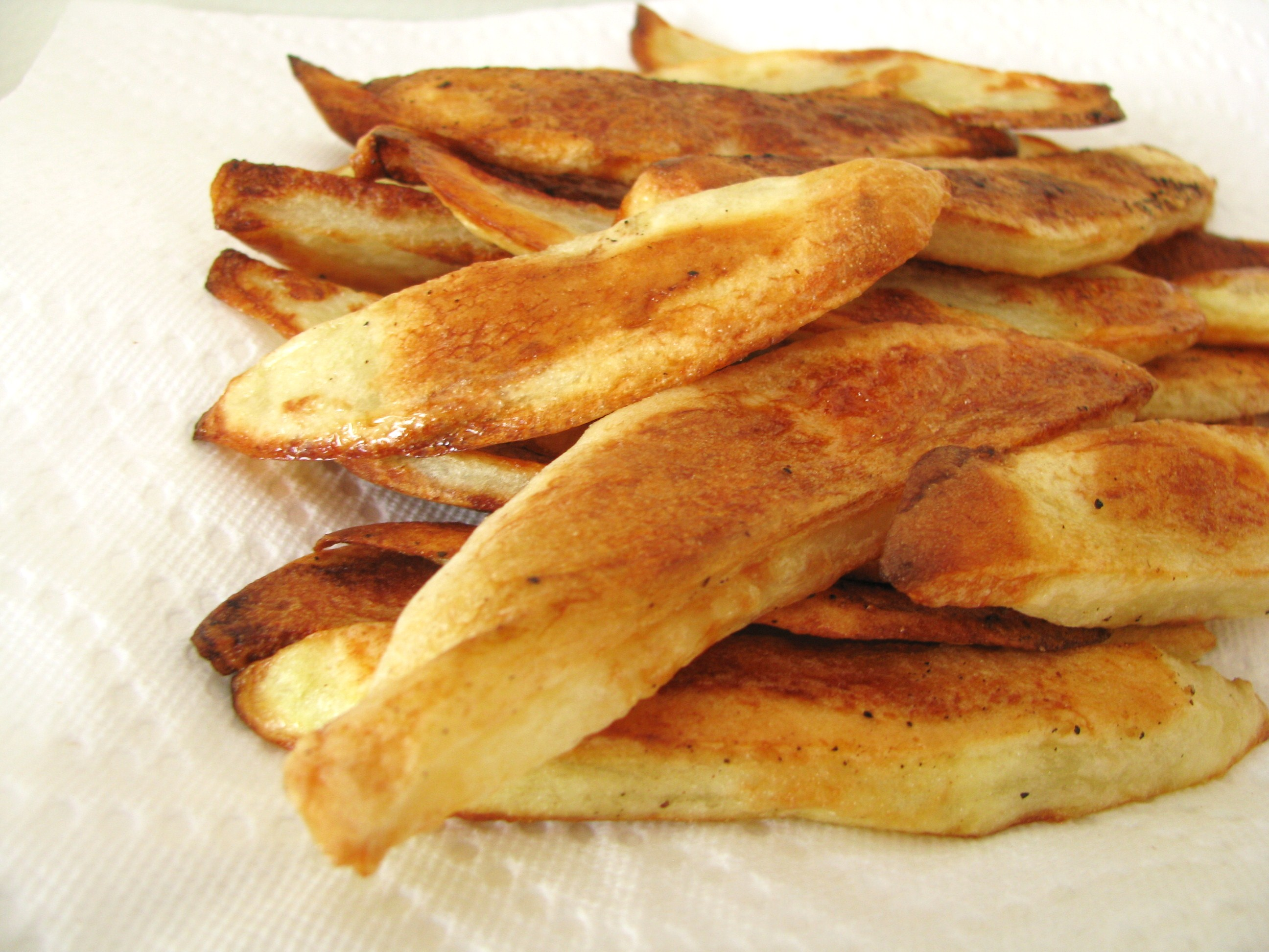 Baked Oven Fries | Stick a Fork in It
