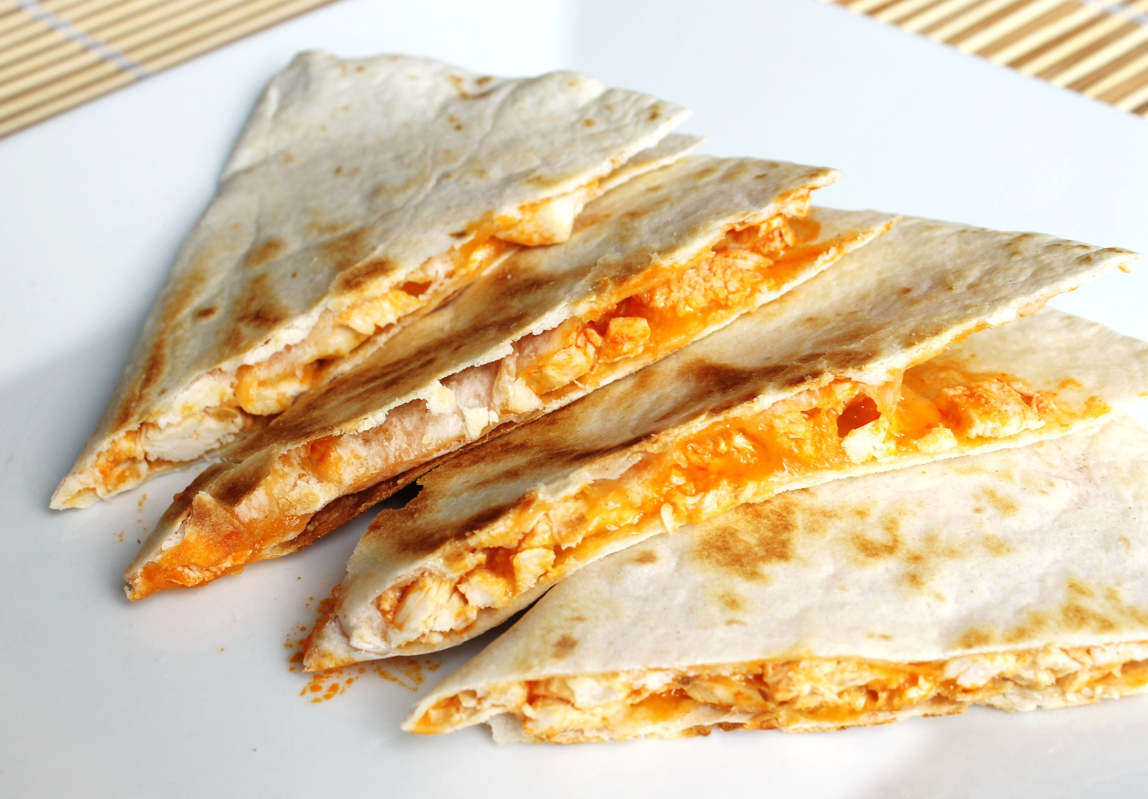 Chicken And Cheese Quesadilla Recipe Food Network