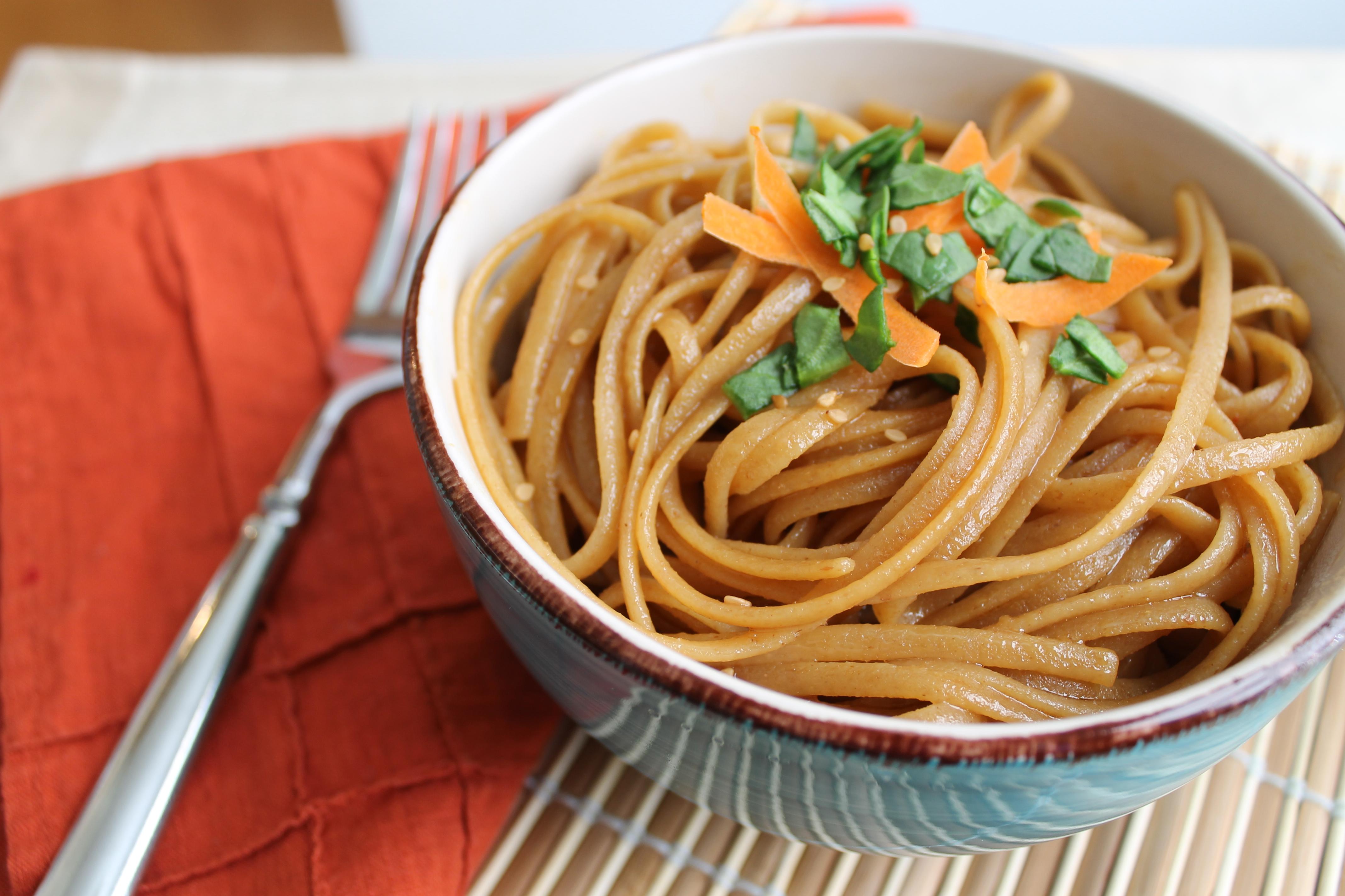 Spicy Thai Noodles | City Market / Onion River Co-op